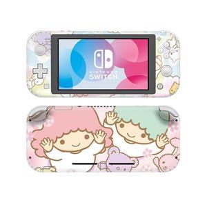Image 2 - Виниловая наклейка с маленькими звездами Nintendo Switch, наклейка для Nintendo Switch Lite, защита Nintendo Switch Lite