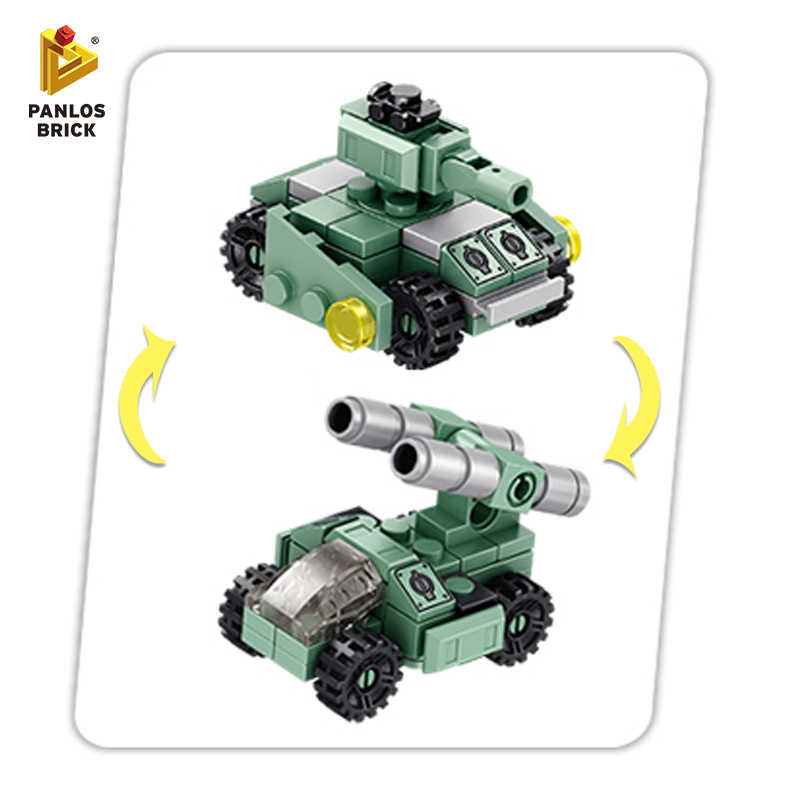 Building Blocks Police Boat Car Military Fighter Battleship Combat Aircraft Plane Robot Tank Patrol Block Toys Gift For Boy Kids