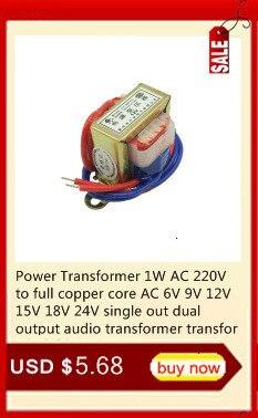 Transformador audio ei76 da bobina do transformador