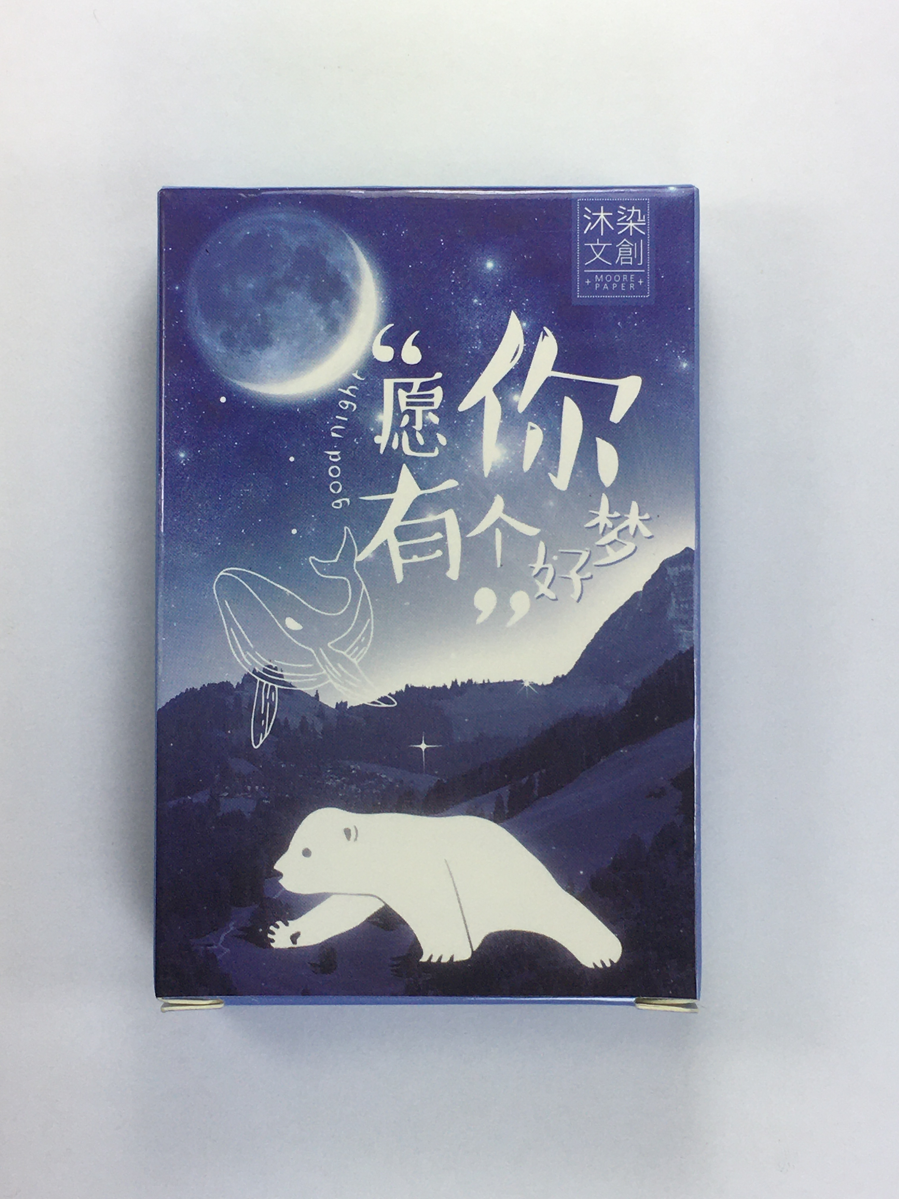 L121- Good Dream Greeting Card Lomo Card(1pack=27pieces)