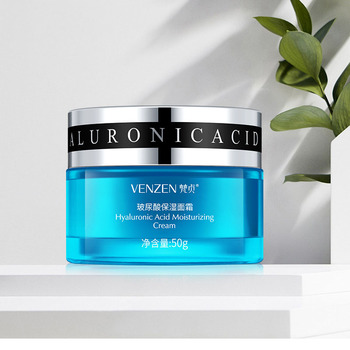 Hyaluronic Acid Face Cream Moisturizing  5