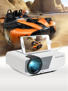 BYINTEK Mini Projector Beamer Cinema Stock Smartphone Brazil K1plus Theater Portable Home
