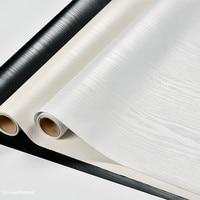 Neue 5m * 90cm Europäischen stil tür aufkleber Weiß holz tisch schrank schrank Möbel renovierung aufkleber Selbst-klebstoff tapete