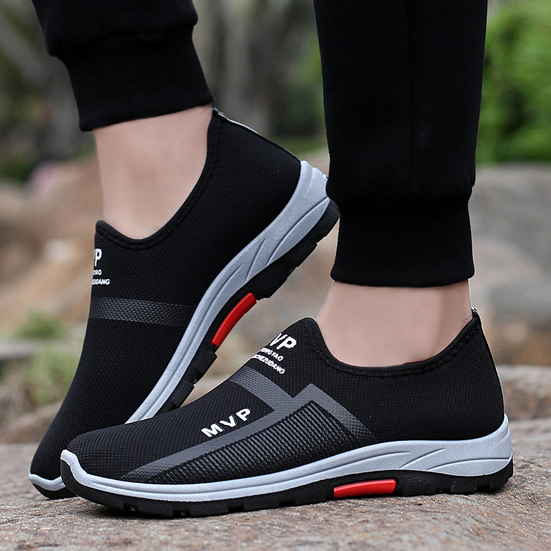Shoes Men  Sneakers Men Casual Shoes Breathable Mesh Shoes Men Loafers Sneakers Mens Trainers Sapato Masculino Spring Summer