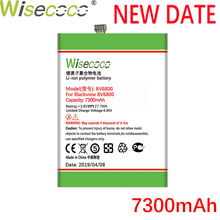Wisecoco 7300mAh BV6800 Battery For Blackview BV6800 Pro IP68 Waterproof MT6750T phone Latest Production High Quality Battery