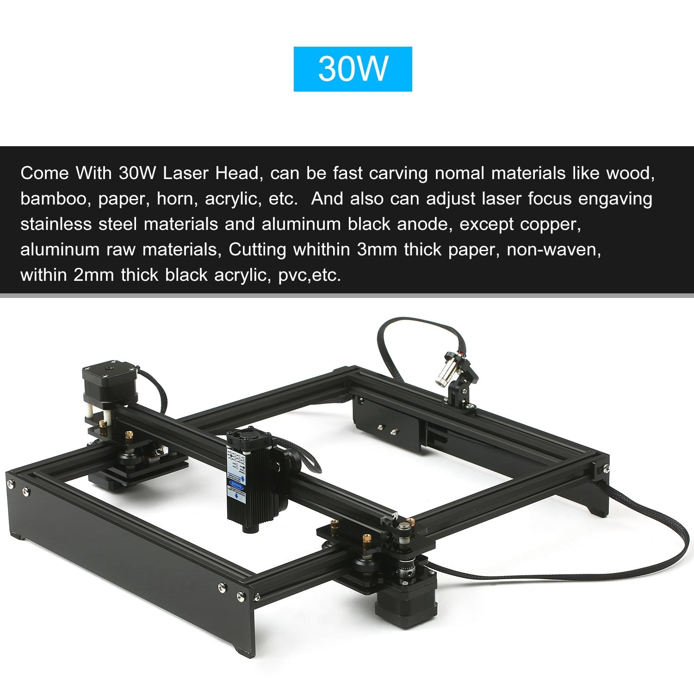 Laser Engraving Machine/CNC Router Laser engraver with Offline Control 1