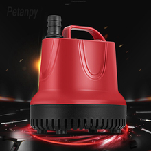10/15/30/45/60/80W 50Hz Water Pump Fish Tank Submersible Ultra-Quiet Pump Fountain Aquarium Pond Spo