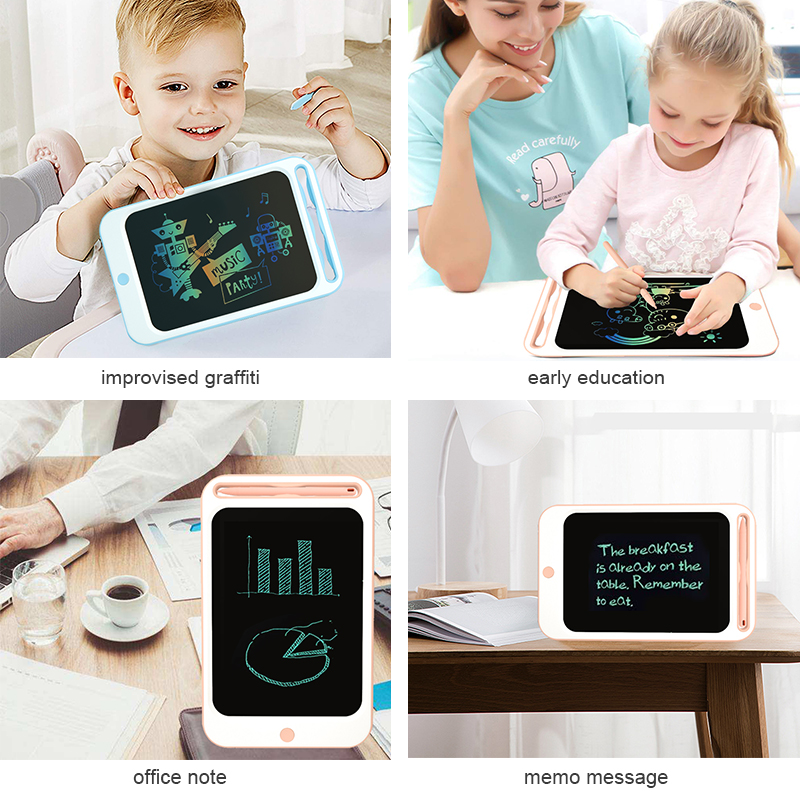 Beiens Drawing-Toys Tablet Anti-Erase-Lock Scratch Kids for LCD Children with Birthday-Gifts