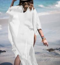 Женское кимоно пляжный кардиган купальник бикини накидка пляжная