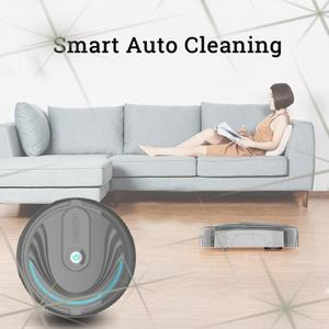 Rechargeable Smart Automatic Intelligent Lazy Robot Wireless Vacuum Cleaner Sweeping Vaccum Cleaner Robot Carpet Household Clean