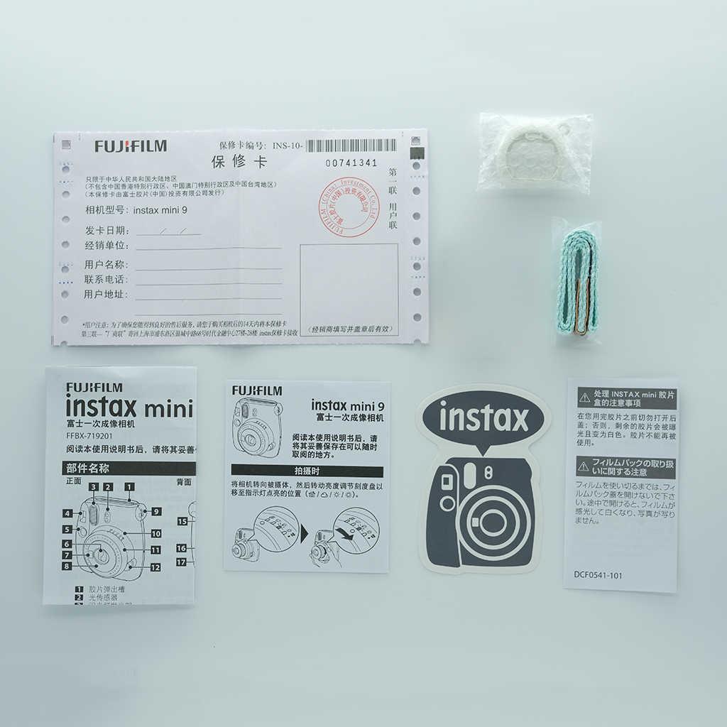 FujiFilm Chính Hãng Fuji Instax Mini 9 Tức Thì Bộ Phim Ảnh Máy Ảnh Chụp Lấy Ngay Fujifilm Instax Mini 8/9 Bộ Phim Camera 50 Bộ Phim quà Tặng