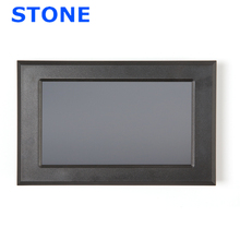 7 Inch HMI Smart TFT LCD Display Module with Controller + Program + Touch + UART Serial Interface with Plastic Frame