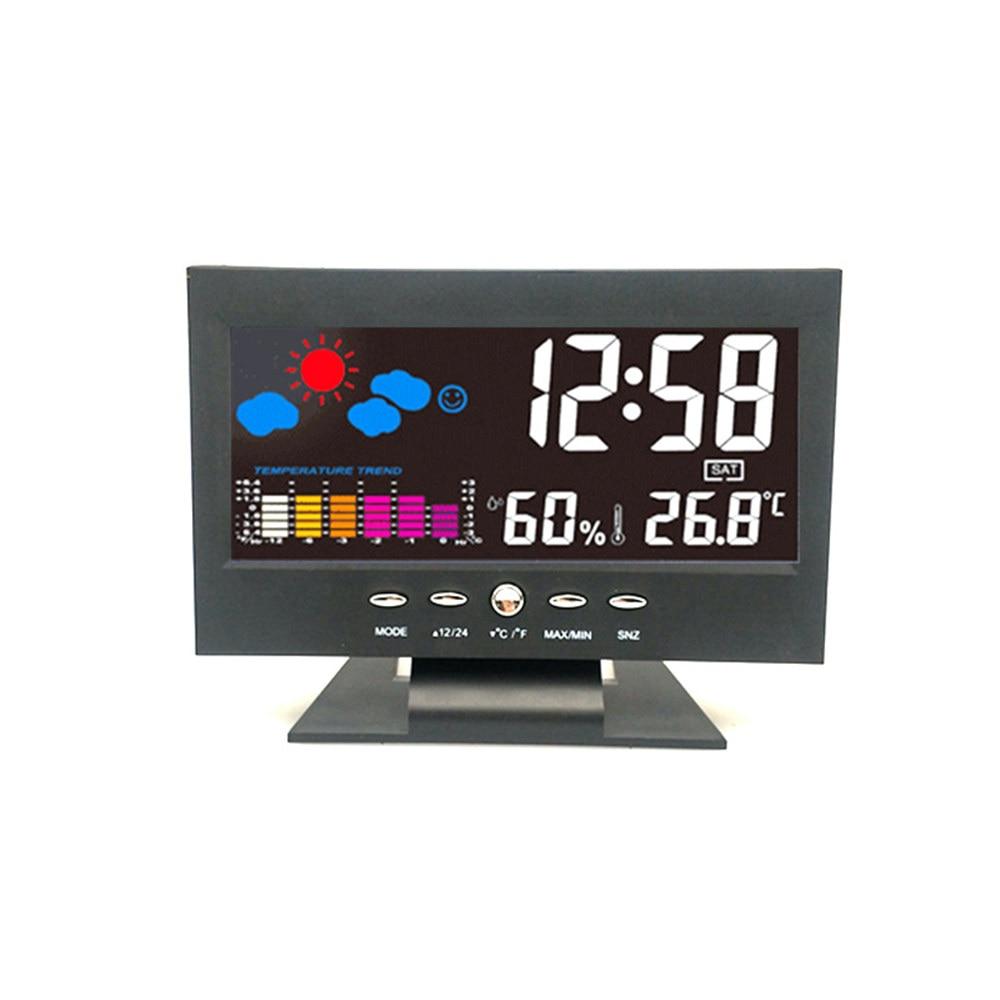 Led Large Screen Digital Alarm Clock