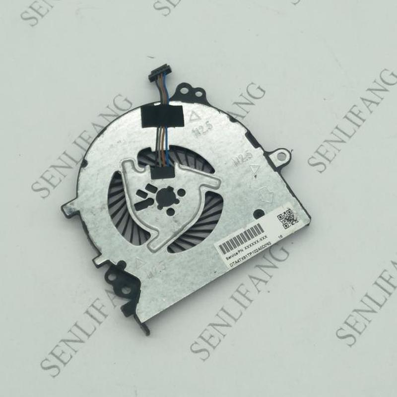Free Shipping Original Laptop/Notebook CPU Cooling Fan For HP Probook 430 G4 430G4 NS65B02-15M21 905730-001