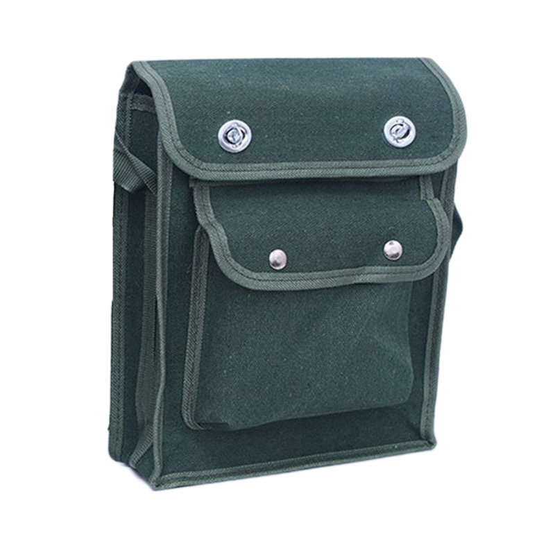 High Quality Satchel Screwdriver Utility Kit Holder Storage Fabric Tool Bag Electrician Pocket Tool Belt Pouch Bag