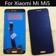 tested! for Xiaomi Mi5 mi 5 LCD Display+Touch Screen Digitizer Assembly Replacement 5.15 inch стоимость