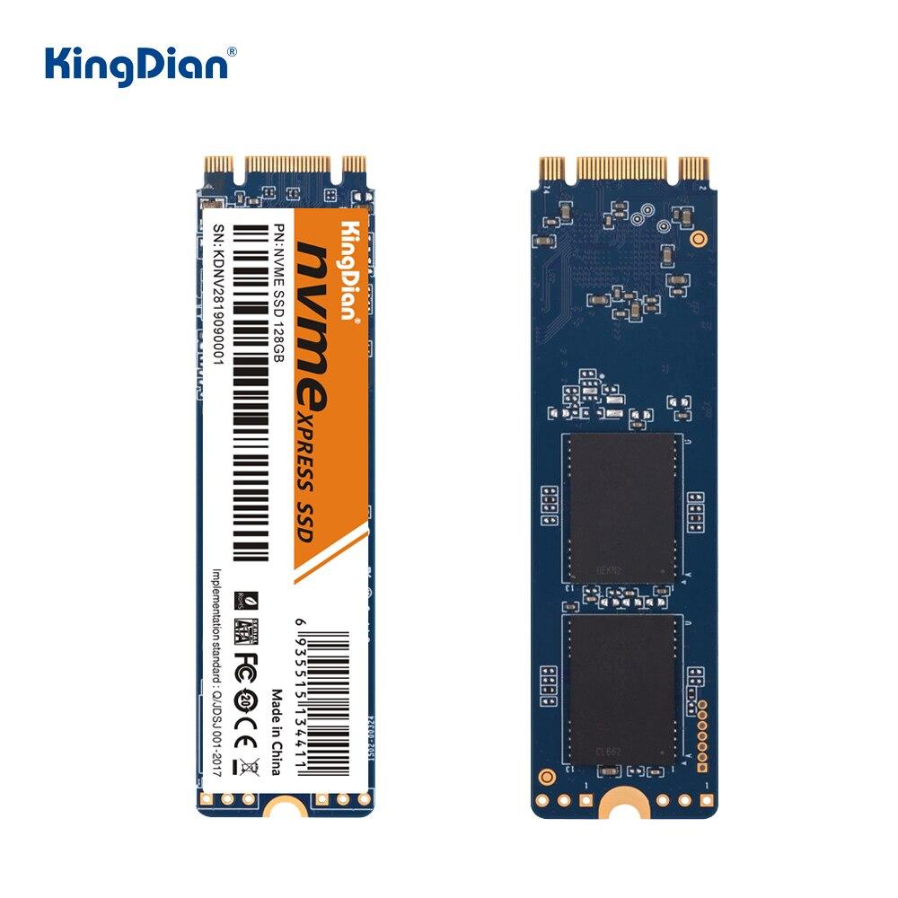 KingDian SSD M2 128gb 256gb 512gb 1tb NVME SSD Hard Drive Disk SSD M.2 2280 PCIe Internal Solid State Drives For Laptop Desktop