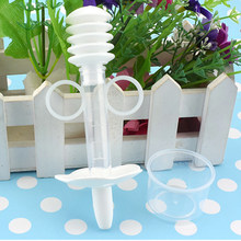 Hot Universal Pet Dog Puppy Medicine Feeder Kitten Cat Medical Feeding Tools Silicone Gel Syringes Milk Water Feeder(China)