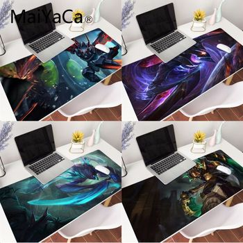 MaiYaCa KHAZIX  LEAGUE OF LEGENDS Mouse Game Anti-slip Rubber Gaming Mat xl xxl 800x300mm for Lol world of warcraft