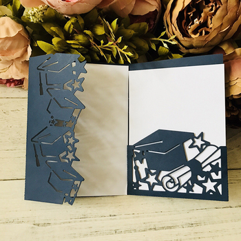 Graduation Hat Metal Cutting Dies for DIY Scrapbooking Album Paper Cards Decorative Crafts Embossing Die Cuts drinking utensils wine glass bottle barrel metal cutting dies scrapbooking album paper diy cards crafts embossing dies new 2020