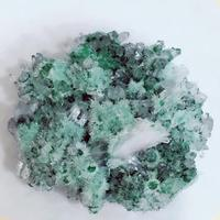Natural Green Ghost Clusters Crystal Stone Decorations Home Decorations Office Decoration