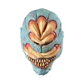 Snailify Scary Halloween Mask Horror Latex Masks Zombie Mask For Adult Halloween Costume for Men Halloween accessories scary halloween adult cave demon mask the faun skull skeleton mask
