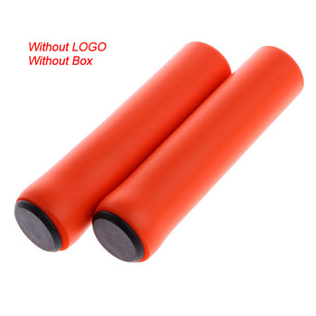 2PCS Silicone Cycling Bicycle Grips Mountain Road Bike MTB Handlebar Cover Grips Bicycle Accessories Anti-slip Bike Grip Cover 9