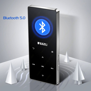 Image 2 - Bluetooth MP3 Player RUIZU D28 Music Player 8G Portable Walkman with Built in Speaker Support FM Recorder E Book Clock Pedometer
