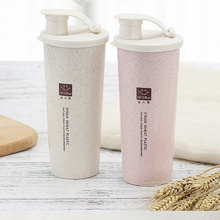 Wheat Straw Water Cup New Listing Daren Show Wheat Incense Cup With Mouth Cup Outdoor Travel Cup Environmental Protection Energy wheat straw double cup creative portable hand cup environmental protection cup with lid student cup tea coffee water