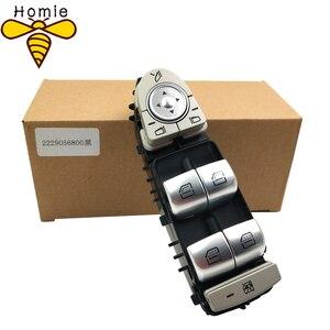Image 1 - Interrupteur de porte et fenêtre avant de haute qualité, 2229056800/A, 222, 905, 68 00, pour mercedes benz C300, C63, C350e, classe C W205, W253, W222, nouveauté