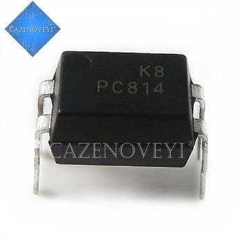 10pcs/lot PC814A PC814 EL814A EL814 DIP-4 new original In Stock 10pcs lot 2sa1695 2sc4468 to 3p new original genuine