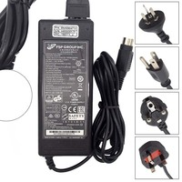 Genuine FSP FSP090-DIEBN2 Laptop 19V 4.74A 90W AC Adapter Power Supply 4 pin - Used