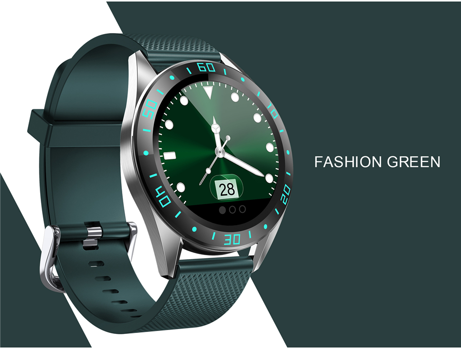GW15详情-英_10vMontre intelligente IP68, montre de Fitness