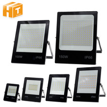 Led Spotlight 50W 100W 150W 220V Spot Light Outdoor Light Waterproof IP66 Led Floodlight Wall Lamp Doorway Garage Street Lights