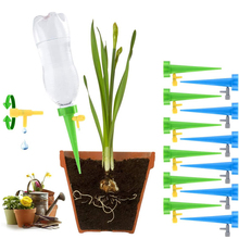 Automatic Watering Device with Switch Control Valve Seepage Device Dripper Drip Irrigation Watering Funnel Home Garden Sprinkler флешка qumo optiva ofd 01 16gb зеленый