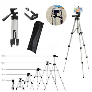 Image 4 - Tripods camera stand cam smartphone mobile phone holder monopod tripe extension stick tripod for camera standaard