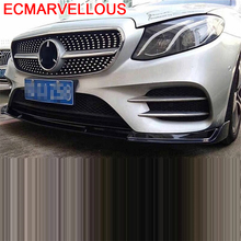 Car-styling Protector Parachoques Auto Car Styling Coche Bumper Guard Anticollision Adhesive FOR Mercedes Benz E Class