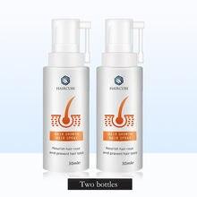 Produtos naturais do crescimento do cabelo do haircube todos os spray natural para o cabelo que engrossam o tratamento anti da perda de cabelo para o soro do crescimento do cabelo dos homens das mulheres
