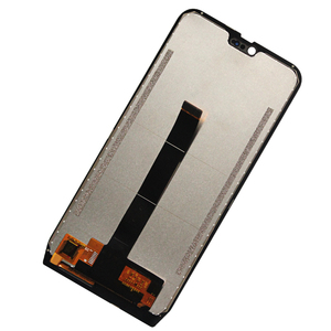 Image 4 - 5.84 אינץ BLACKVIEW BV9700 PRO LCD תצוגה + מסך מגע Digitizer עצרת 100% מקורי LCD + מגע Digitizer עבור BV9700 פרו