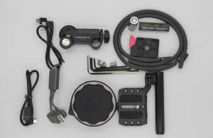 Image 5 - Tilta Nucleus N Nano Follow Focus Motor Wireless Lens Control System Hand Wheel for Gimbal DJI Ronin S Zhiyun Crane 2 Nucleus N