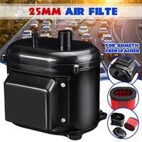 Silenciador do filtro de entrada do calefator do estacionamento do ar de 25mm para o calefator diesel para dometic eberspicher/webasto