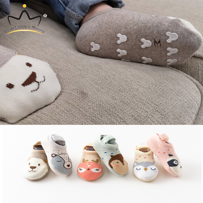 0-24 Months Spring Summer Baby Shoes Soft Cotton Toddler Shoes Anti Slip Soled Baby Boy Girl Crib Shoes Boys Girls First Walkers