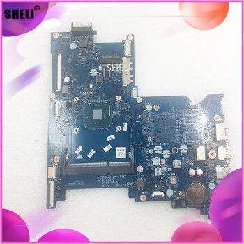Pour HP 250 G5 15-AY carte mère 854944-601 SPS SR2KN N3060 BDL50 LA-D702P ordinateur portable carte mère 860166-601 SA ordinateur portable