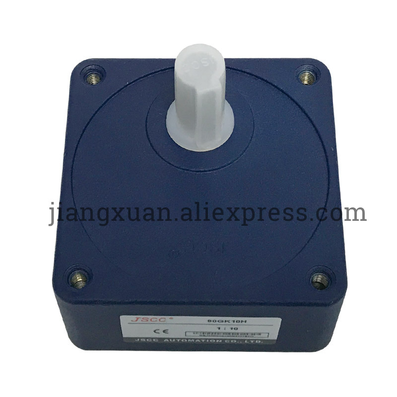 JSCC Getriebe Untersetzung 90GK10H AC Variabler Geschwindigkeit Getriebe Box