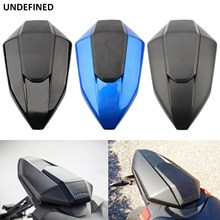 For Yamaha FZ-07 MT-07 Rear Pillion Seat Cowl Hump Cowl Cover Painted Motorcycle MT 07 FZ 07 MT07 FZ07 2011-2017