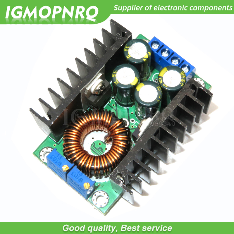 1pcs/lot <font><b>DC</b></font> CC 9A <font><b>300W</b></font> Step Down Buck Converter 5-40V To 1.2-35V Power module Supply Module XL4016 LED Driver Low Output Ripple image