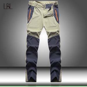 Military Cargo Pants Men Outdoor Tactical Mountain Trouser Mens Casual Waterproof Breathable Thin Pants Male Slim Fit Sportswear