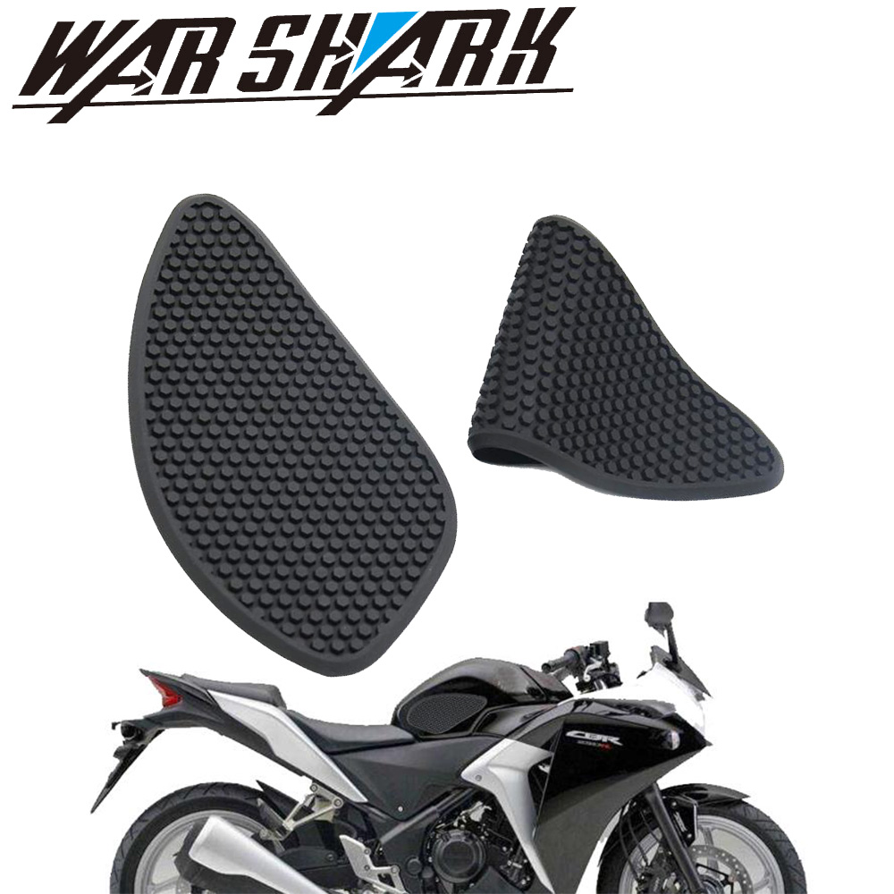 For HONDA CBR250R 2010-2013 <font><b>CBR300R</b></font> 14-15 Motorcycle Non-Slip Scratch proof Buffer Tank Traction Side Protective <font><b>sticker</b></font> image