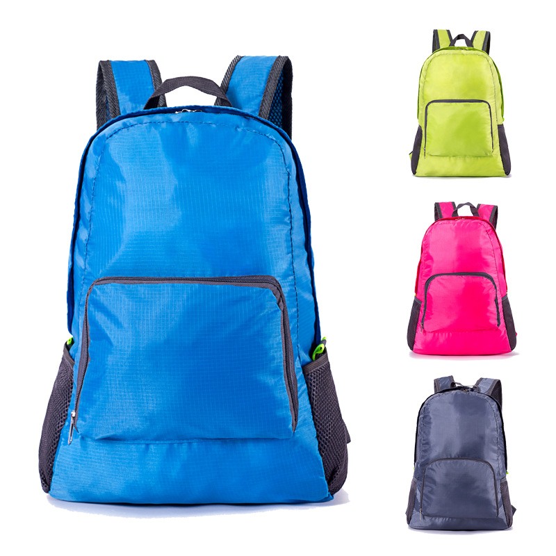 Новый легкий складной рюкзак, корейский складной рюкзак, Студенческая сумка, сумка для скалолазания на открытом воздухе