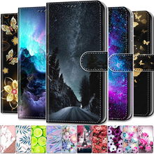Leather Magnetic Case For Xiaomi Redmi 9AT 9A T 9i Redmi9 A AT Redmi9i 6.53inch Coque Phone Cover Flip Wallet Painted Funda Etui